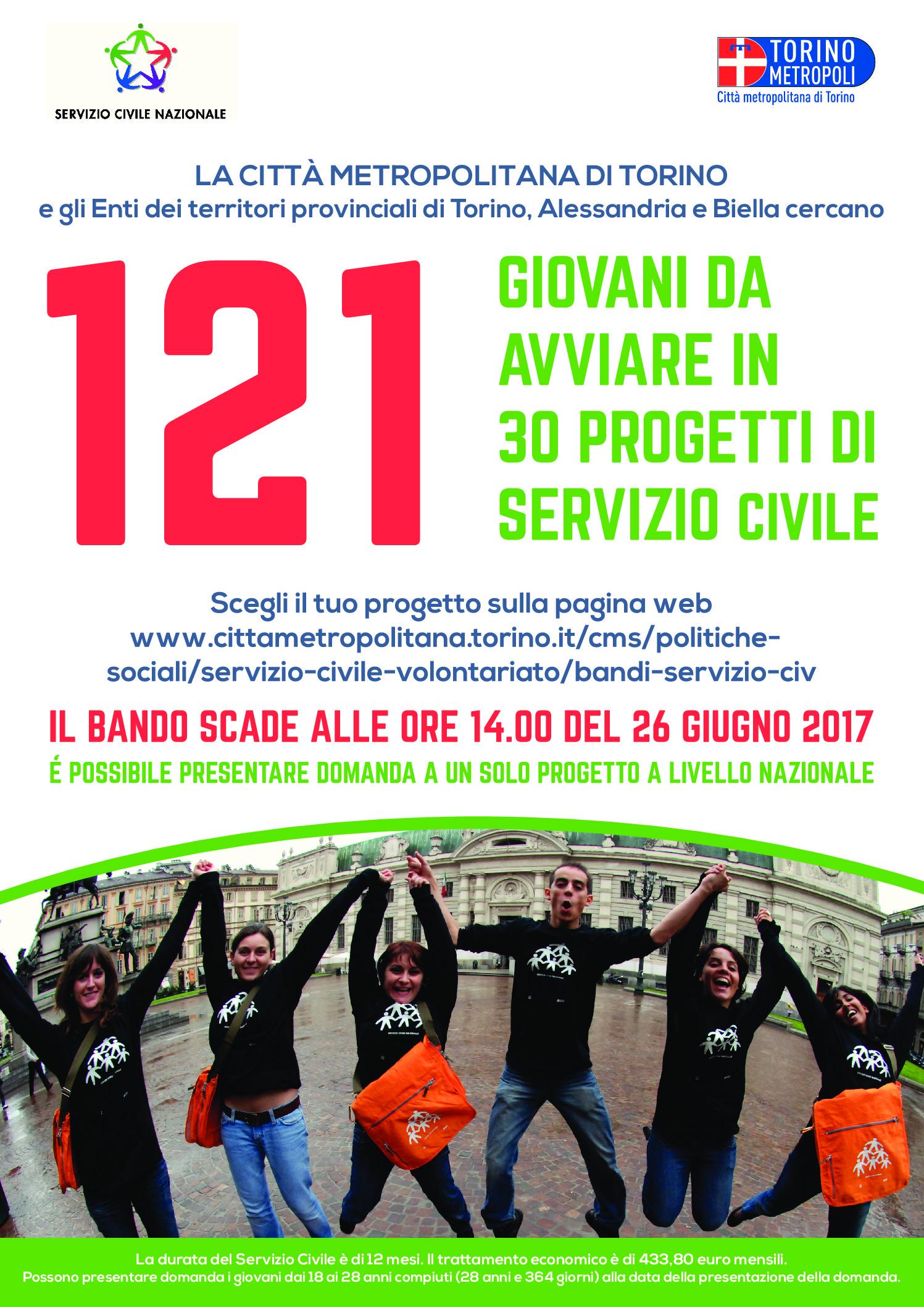 Servizio Civile 2018/19 al Des Ambrois