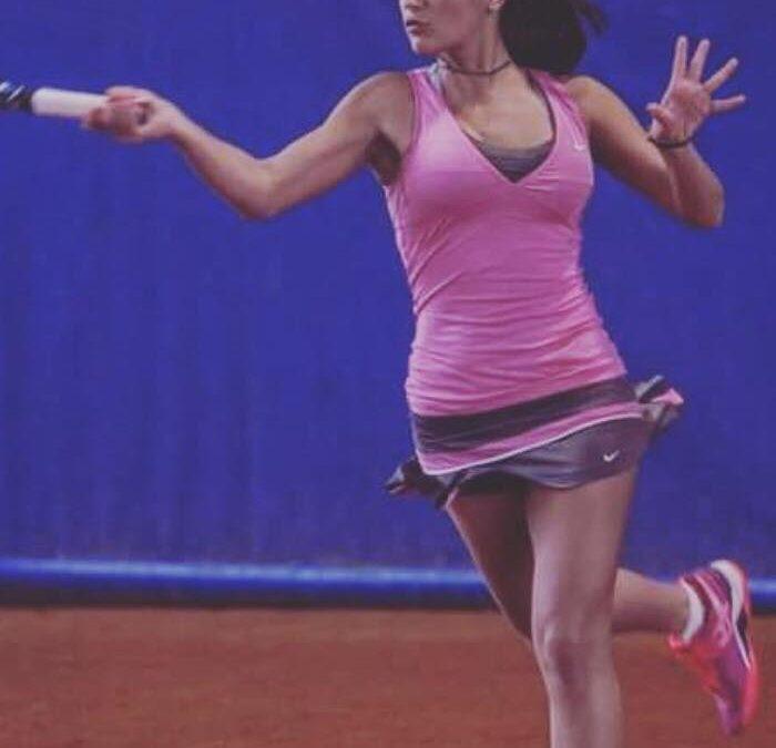 Un bronzo per  Michela Celso ai campionati provinciali di tennis!