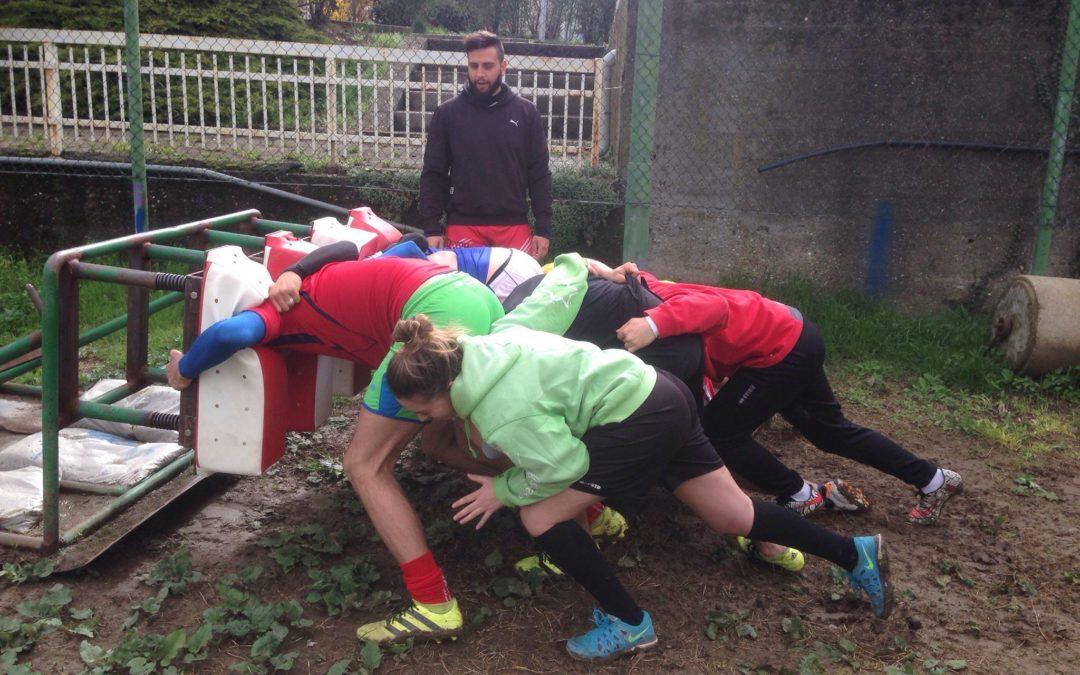 Due intense lezioni sul campo da rugby, per gli studenti del Liceo Sportivo!