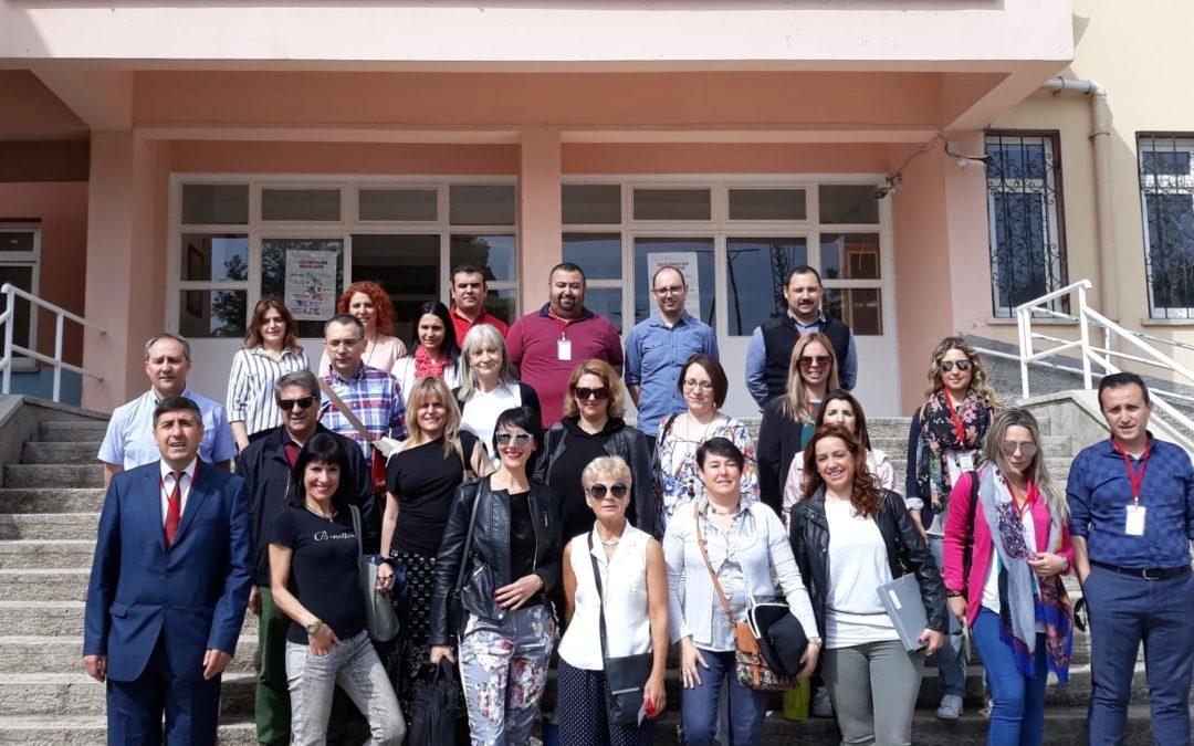 """Il Des Ambrois e il terzo incontro del  progetto Erasmus+  """"EROVET"""""""