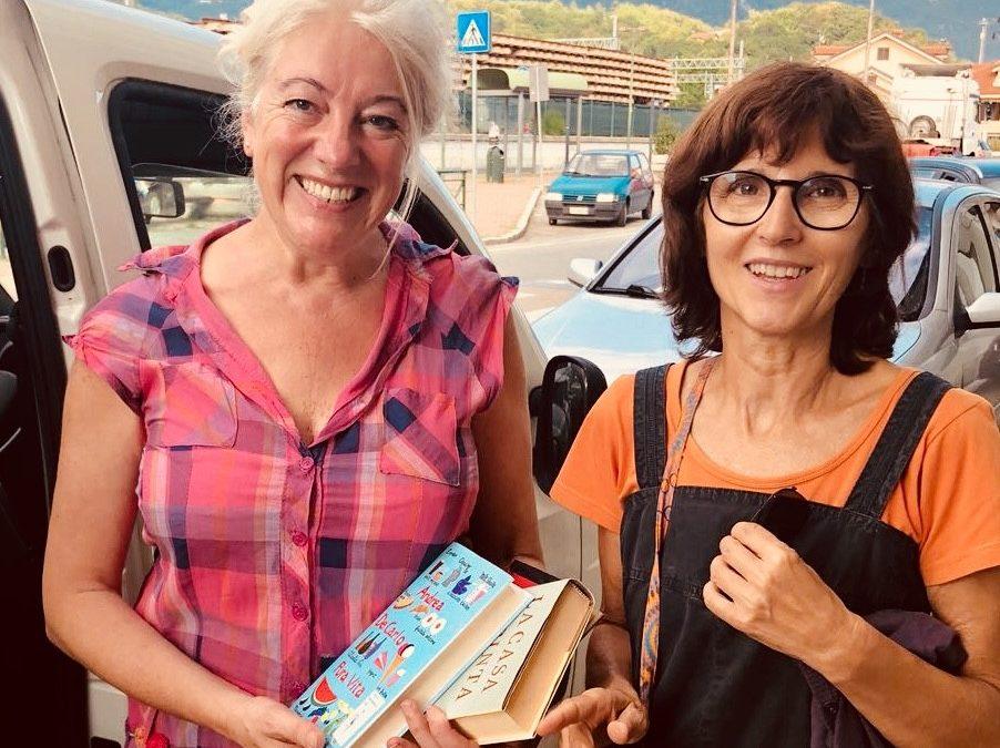 La solidarietà e la cultura non si fermano d'estate: nuovo progetto per la Biblioteca di Jordi!