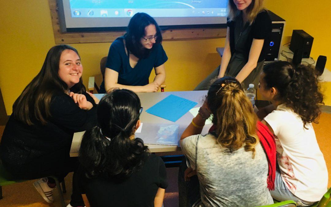 Quando la scuola vive d'estate: il resoconto di un progetto in biblioteca di studio e socializzazione!