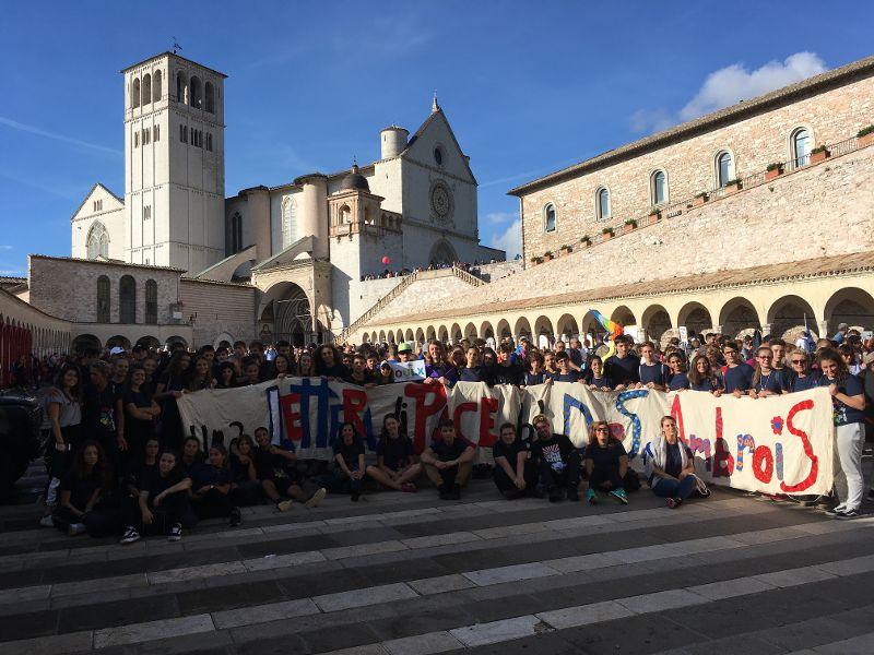 Perugia – Assisi: missione compiuta!