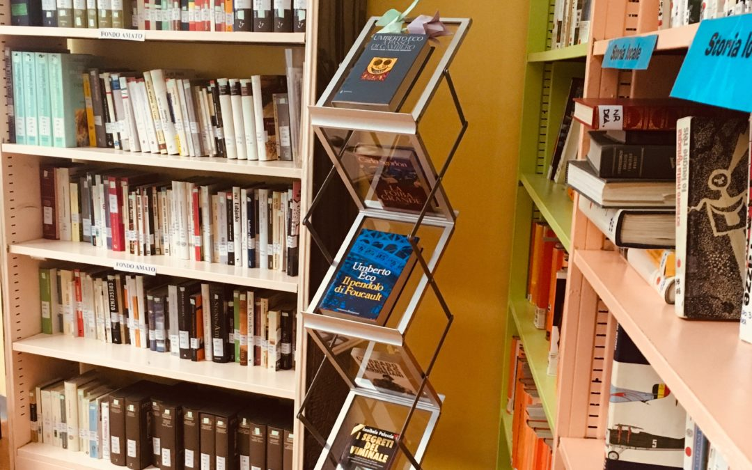 La biblioteca di Jordi cresce, grazie alle grandi donazioni!