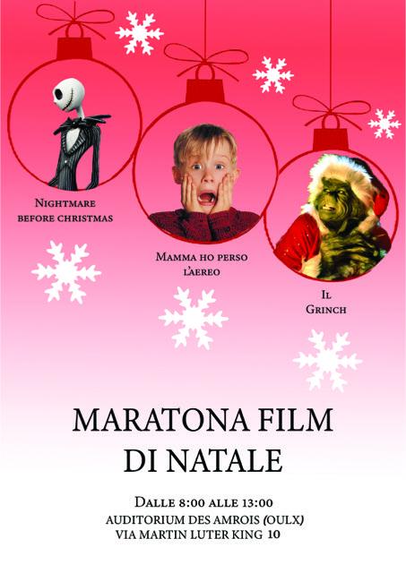 Per Natale… una maratona di film!