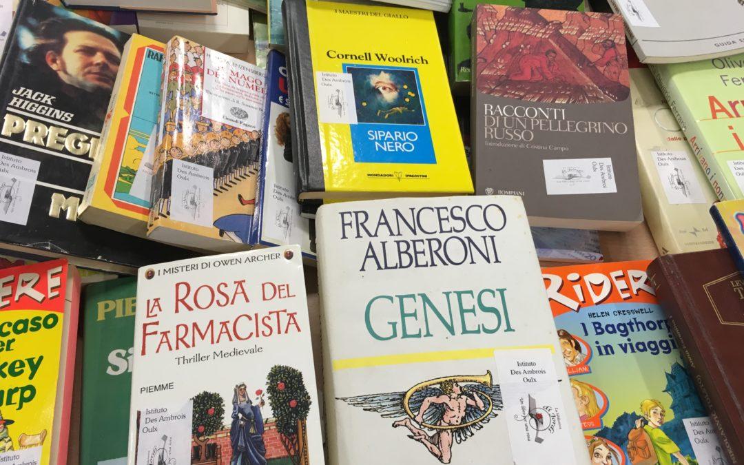 A.A.A. Cercasi Lettori per la biblioteca di Jordi!