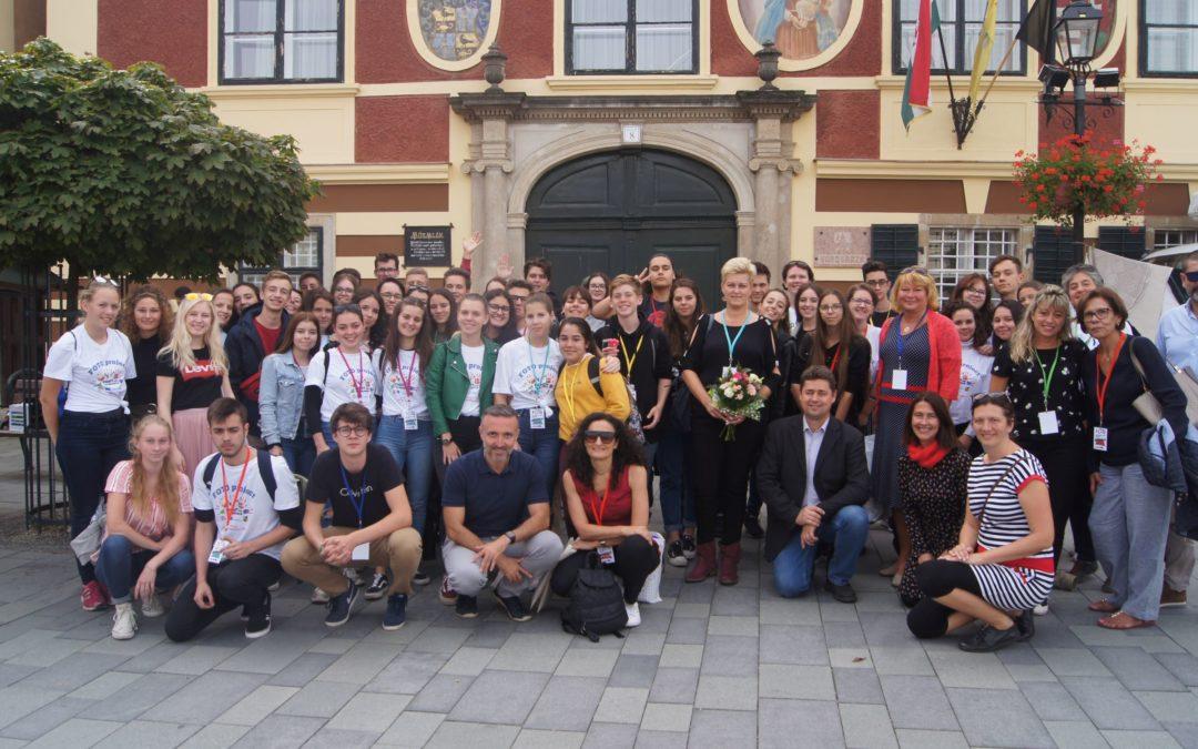 """22/29 settembre 2019: Des Ambrois in Ungheria per il progetto Erasmus Plus """"FOTO"""""""