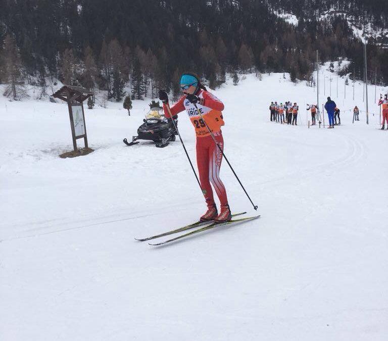 VITTORIA ALLE FINALI PROVINCIALI DI SCI DI FONDO E SNOW BOARD
