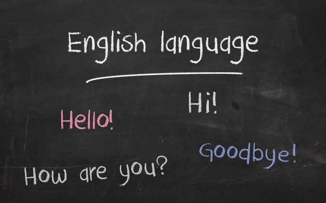 Oggi alle 18.30 avvio al corso di lingua inglese a Casa delle Culture!