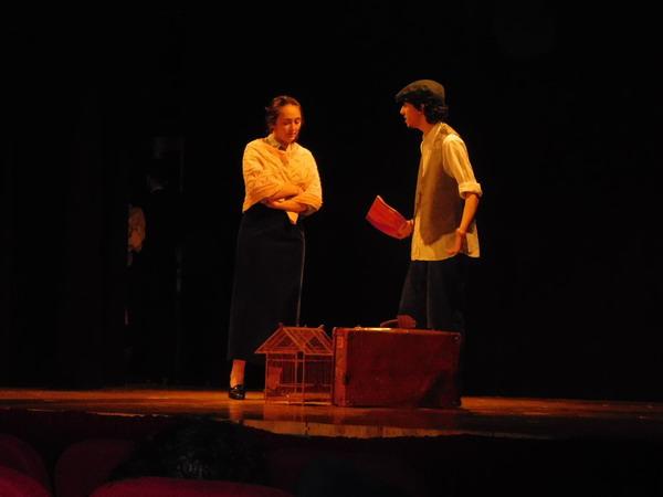 "Riprende il laboratorio teatrale ""DesArtibus"""