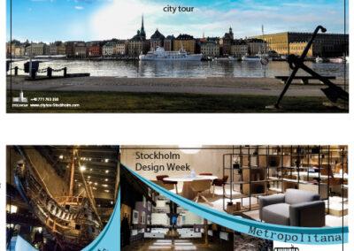 CITY TOUR STOCCOLMA