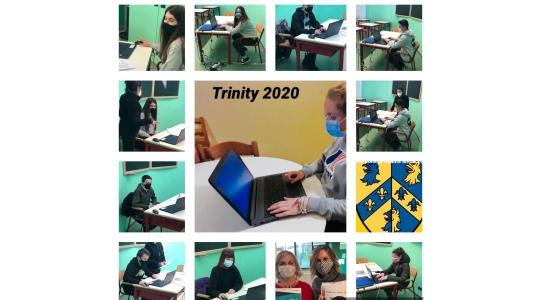 Venti anni di Trinity